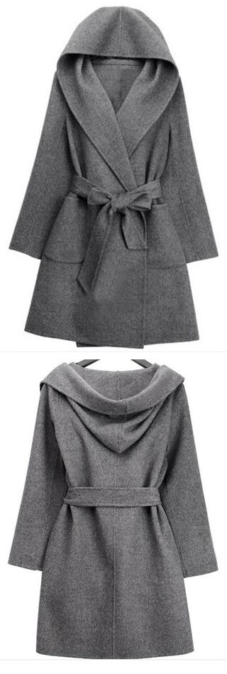 We'd snatch this coat up in a New York minute if we were you. New York Minute…