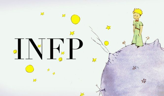 The Little Prince INFP | #MBTI #INFP