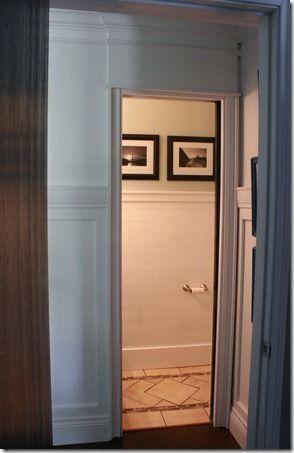 Pocket Door Trim Installation 24 best pocket door ideas images on pinterest | pocket doors