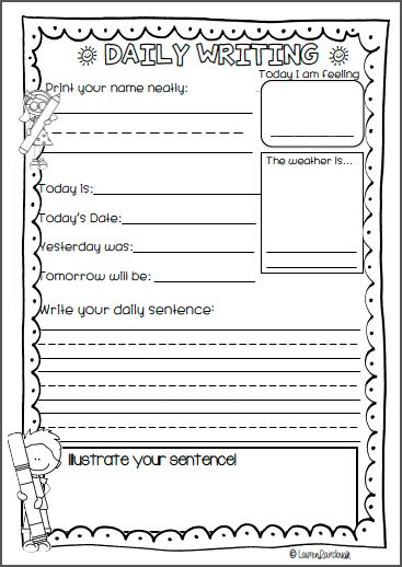 Daily 2nd Grade Writing Lessons, Activities, Grammar - Unit 4 - {CCSS Aligned}