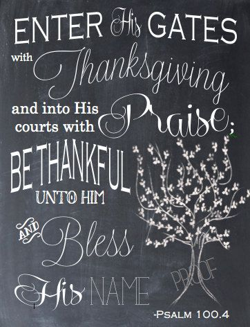 Thanksgiving Tree  PDF Thanksgiving printable Thanksgiving sign - the link is to buy from an etsy shop, but I could do this on own...maybe even on a chalk board?