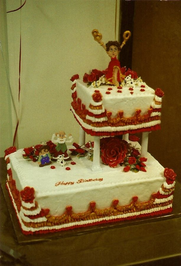 Betty Boop Th Birthday Cakes