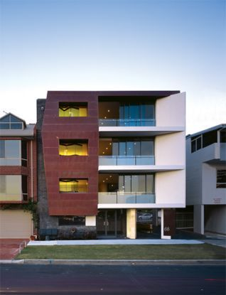 68 Marine Terrace Apartments - Architecture Gallery - Australian Institute of Architects, The Voice of Australian Architecture