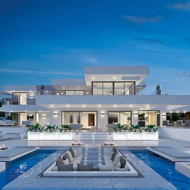 A Luxury Mansion L: 3955 Best More Modern Luxurious Homes Images On Pinterest