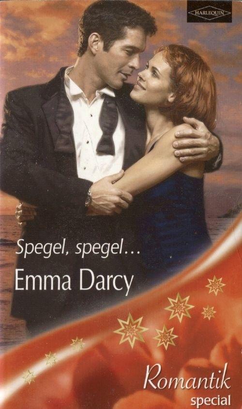 Harlequin Romantik Special - Spegel, spegel... (Emma Darcy) Begagnad Harlequin bok i bra skick ---- Byt in dina utlästa böcker hos oss mot andra! Vi köper, säljer och