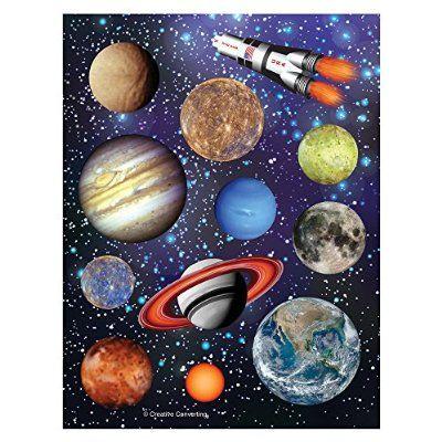 Astronomie Weltraum Galaxie Raketen Sterne Planeten Themen Home Decor Zubehör Geschenke