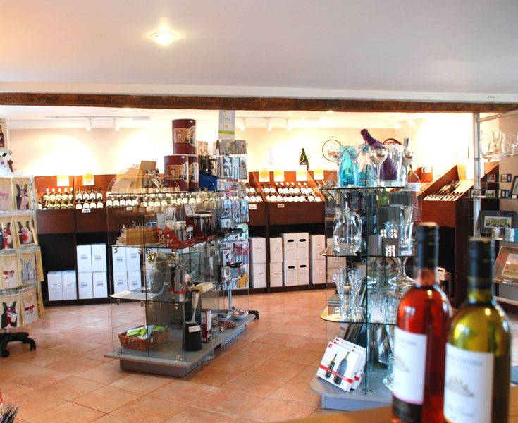 Wine tasting and tour vouchers, make a great gift - and can be brought at the Three Choirs Vineyard shop or online.
