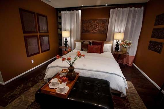 jeweled toned indian rooms   Evoke Relaxed Space of Ethnic