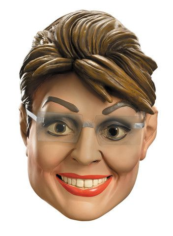SARAH PALIN HALLOWEEN MASK Latex Full Head Realistic Halloween MASK