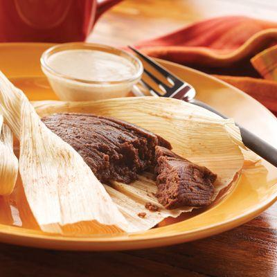 Tamales de Chocolate | Recetas de Nestlé | ElMejorNido.com