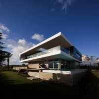 Slick Ocean View Home in Lagos, Portugal