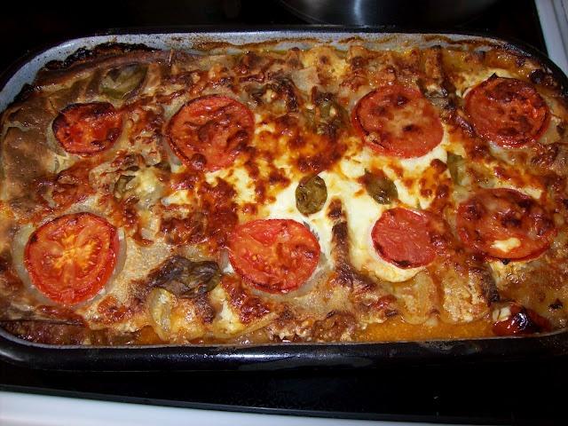 Lasagne nach Jamie Oliver