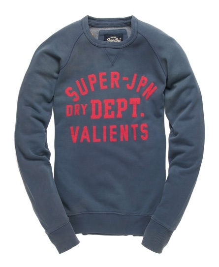 Superdry athletic lite crew