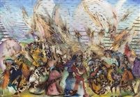 Foreign Lands by Ali Banisadr