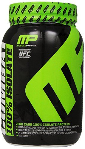 Muscle Pharm Combat 100% Isolate Whey Protein, Chocolate Swirl, 2 Pound
