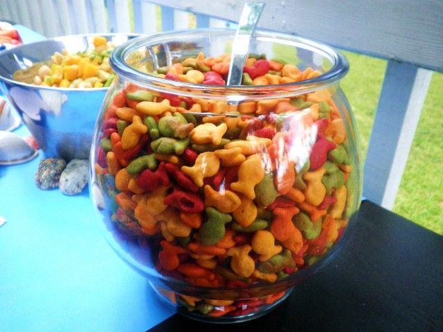 9 best Girly Fish Birthday Party images on Pinterest Birthday