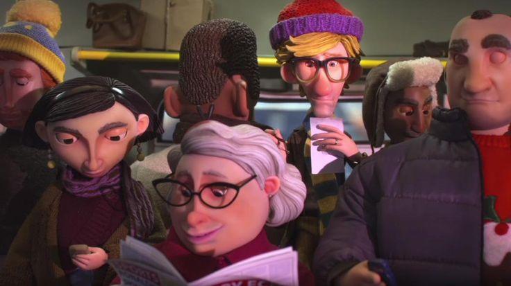Nesta animação stop-motion Sainsbury tenta concorrer com comercial da John Lewis http://snip.ly/ho4tt #facebookmarketing #publicidadeonline #marketingdigital #redessociais #facebook #empreendedorismo #empreendedor #dinheiro #sucesso #empreenda #negócio