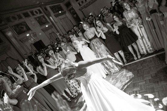 Un matrimonio elegante e sfarzoso dal rito ebraico: la festa e le danze - Matrimonio .it : la guida alle nozze