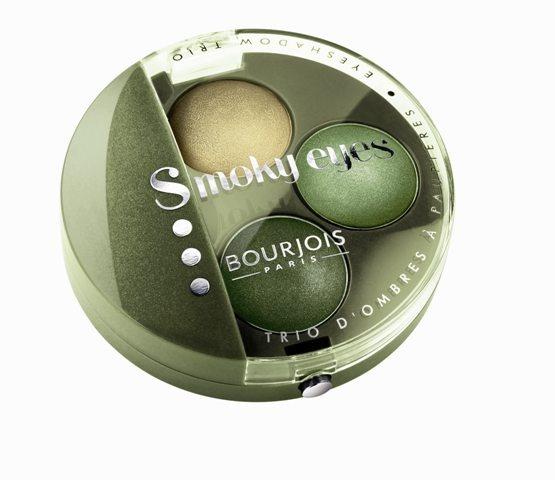 Trio Smoky Vert Jungle Nº14