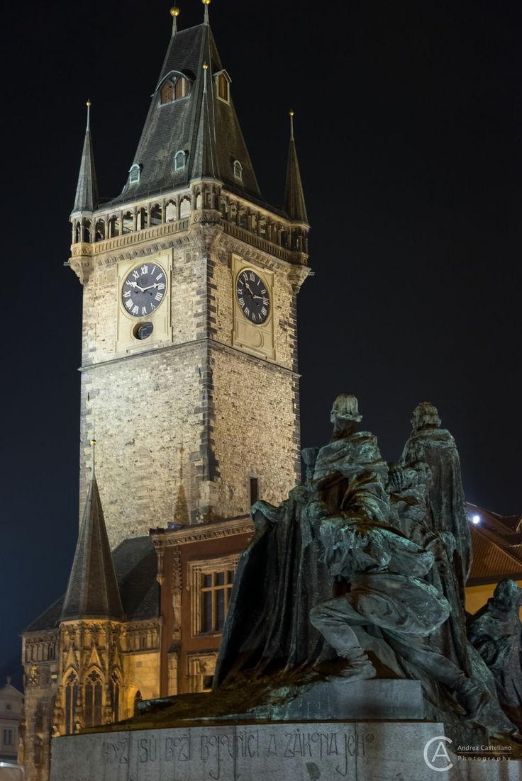 Old Town Hall - Prague, Czech Republic