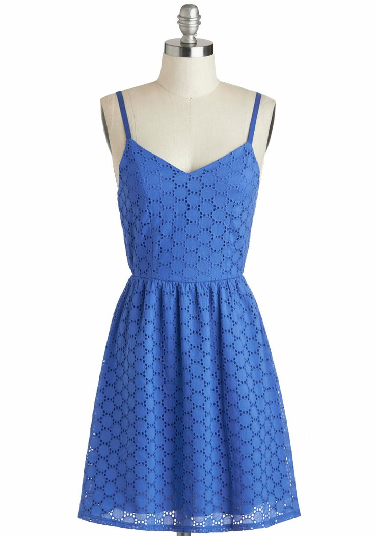 17  ideas about Blue Spring Dresses on Pinterest  Day dresses ...