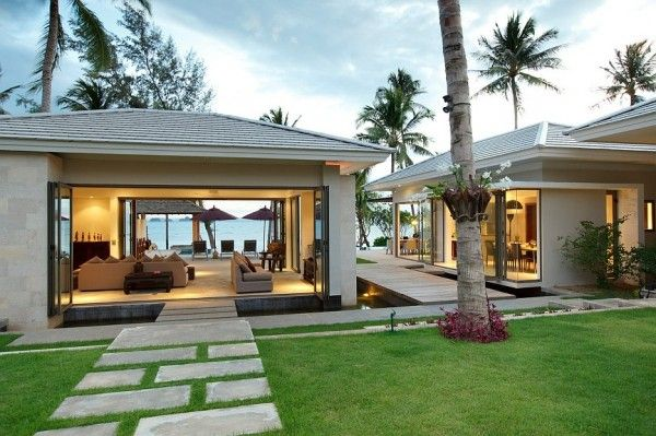 vacation house thailand