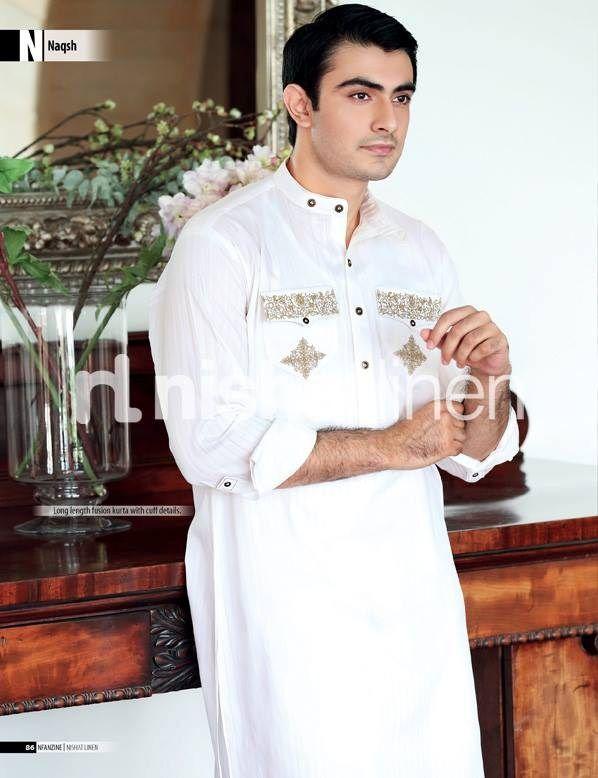 51c5d5ac Nishat Linen Eid Dresses 2013 For Men 001 | Shree Design | Eid dresses, Eid  collection, Eid