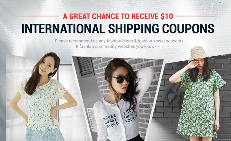 Korean shopping online shopping buy korean shop [OKDGG] ▷ OKDGG FASHION RESEARCH EVENT ◁ Please recommend us  any fashion blogs & fashion social networks & fashion community websites you know ~~!! $5 international shipping coupon is yours by simply leaving a comment with recommending website. Additional $5 international shipping coupon for selected comments by okdgg team. #koreafashionshop #koreafashion #fashion #okdgg #ootd #apperal #fashion #sale #style #korea http://www.okdgg.com