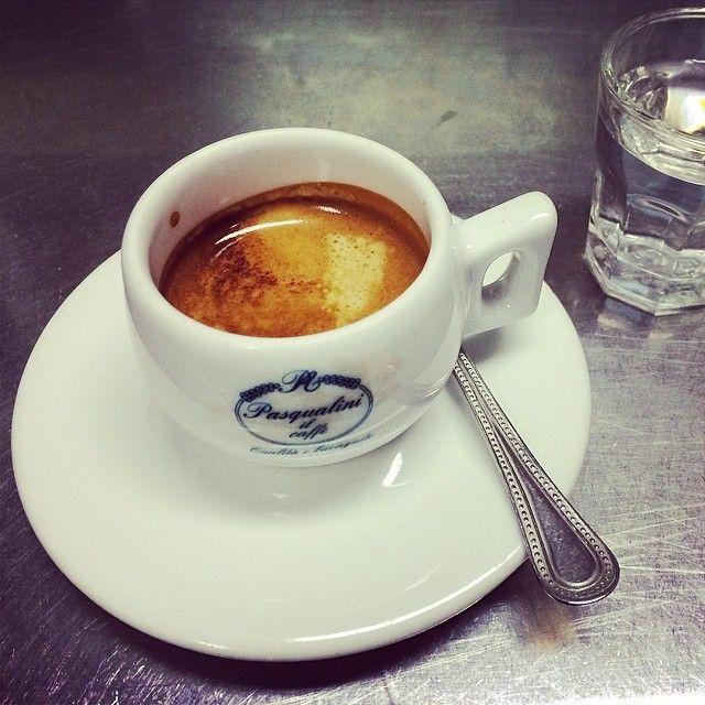 Coffee, Italy