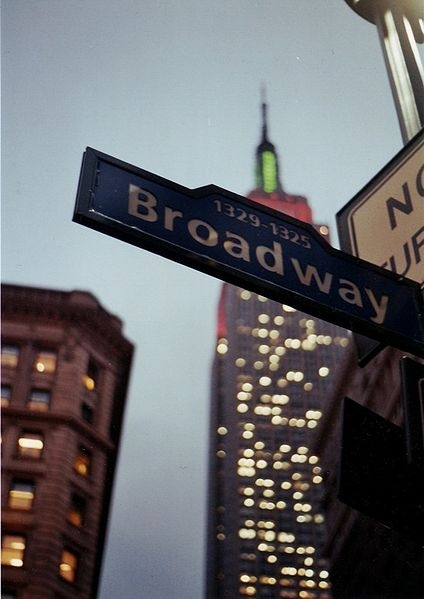LOVE to see plays on Broadway ~ New York City