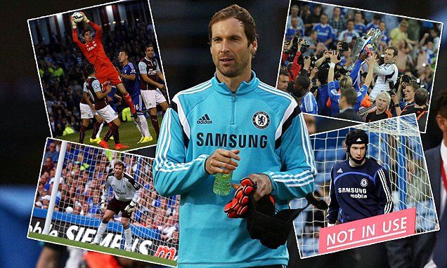 Cech has always been Chelsea No 1 - but now he's the League Cup keeper
