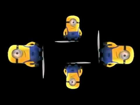 Minions Fart, HoloQuad 3D Holographic Mobile Cell Phone Hologram Videos - YouTube