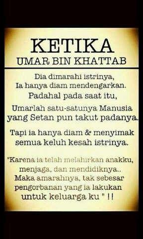 Umar bin Khattab said...