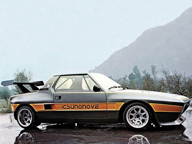 1975 Fiat X1/9 Dallara ( Bertone )  More Info: http://www.wheelsofitaly.com/wiki/index.php?title=Fiat_X1/9