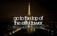 go to the top of the effiel tower