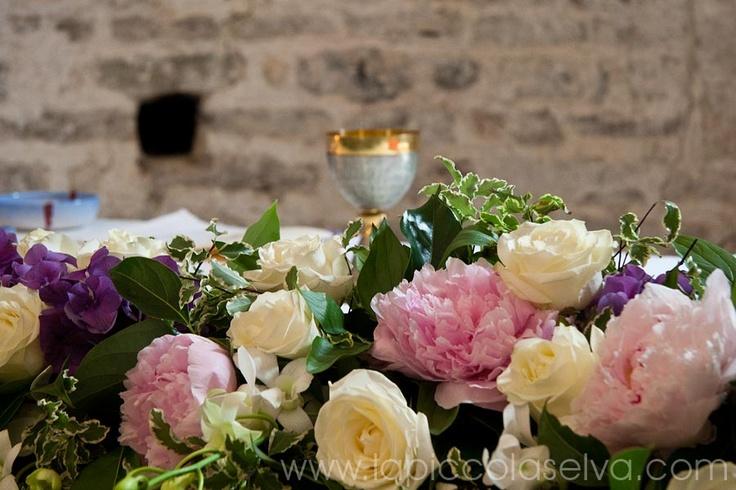 Addobbi floreali e bouquet con Peonie | La Piccola Selva fiorista & floral designer