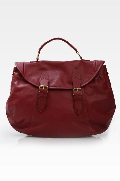 Marion bag #handbag #taswanita #bags #fauxleather #kulit #messengerbag #fauxleather #kulit #totebag #colors #red #simple #stylish #red