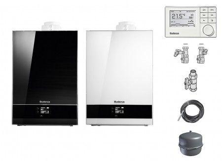 buderus gb192i logaplus gas brennwert heizungspaket w50s. Black Bedroom Furniture Sets. Home Design Ideas