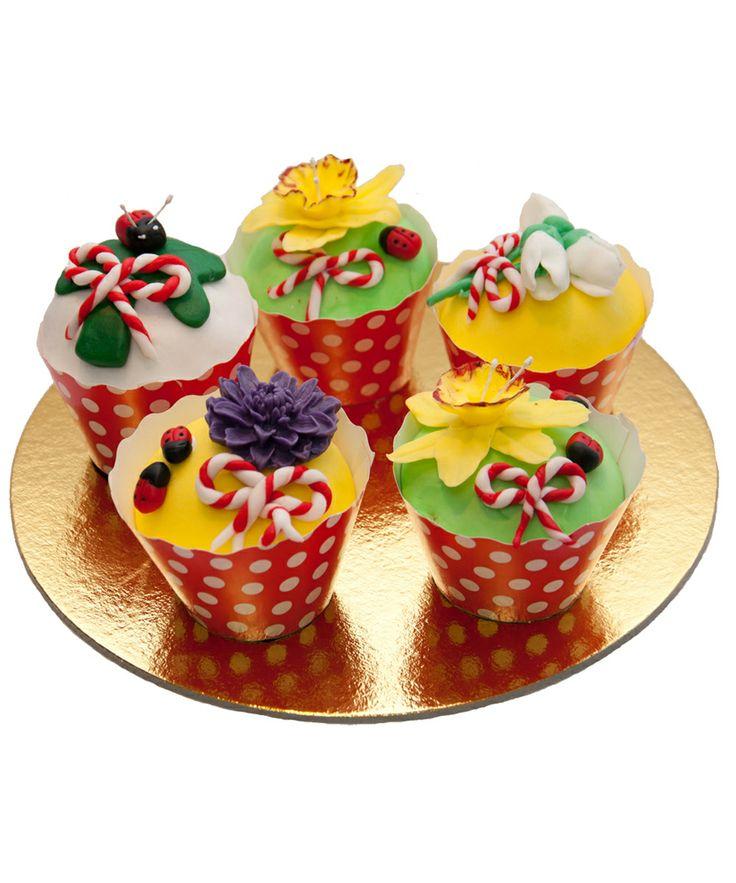 Cupcake Martisor