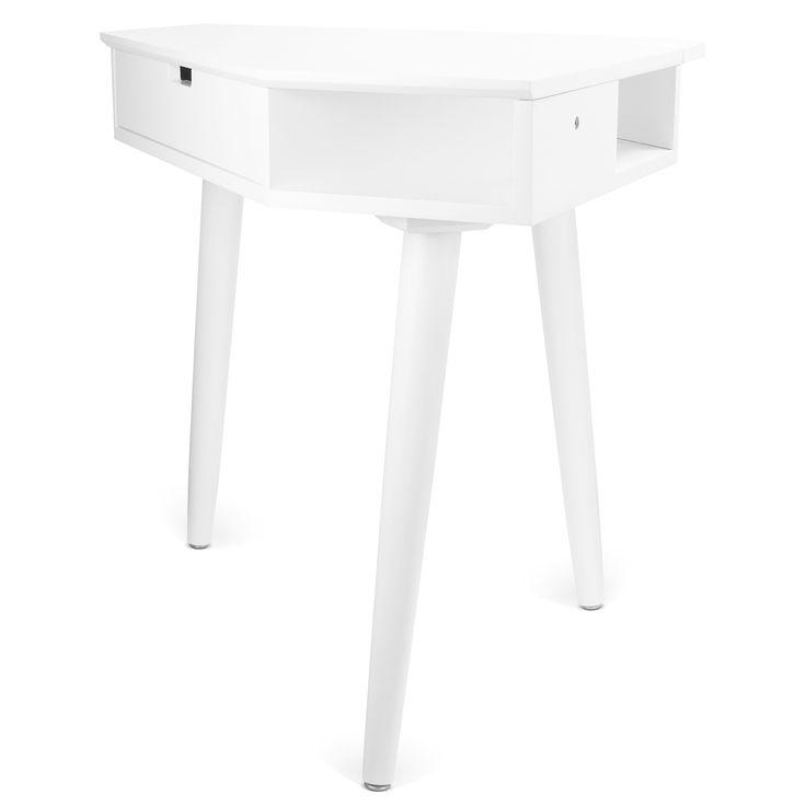 Köp Furniture, Skrivbord, Hörn, Vit på nätet. Du hittar även andra Möbler produkter från JOX hos Lekmer.se.