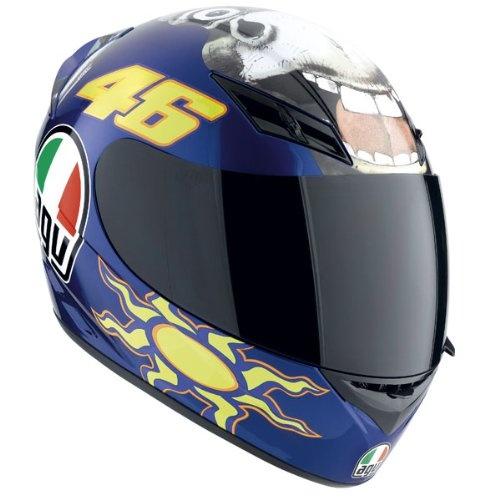 AGV offer the best AGV K3 Donkey Valentino Rossi 46 Replica DOT ECE2205  Motorcycle Street Helmet