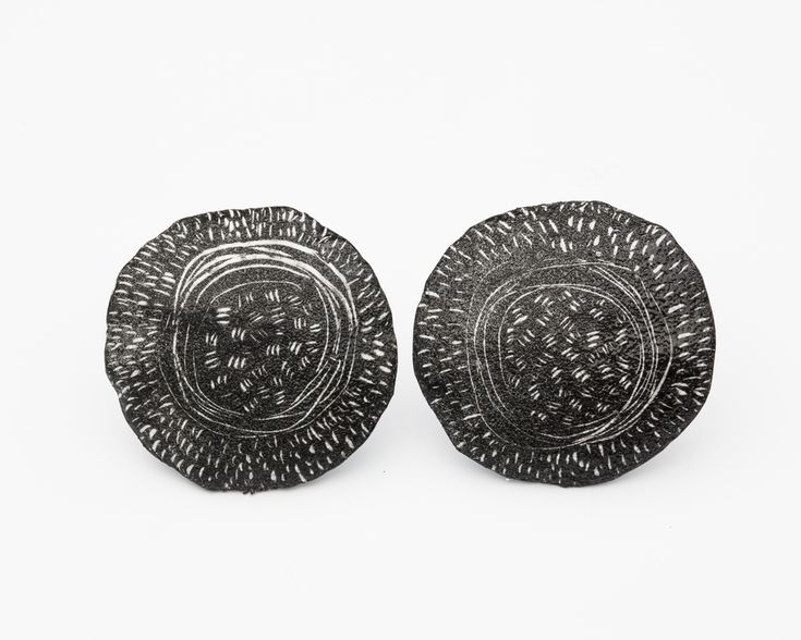 Sgraffito Earrings 2015 http://www.tanyamoniquejewelry.com/earrings-limited-production/pzmxy4exnsv5fkyfq6fnjxta2fb28n