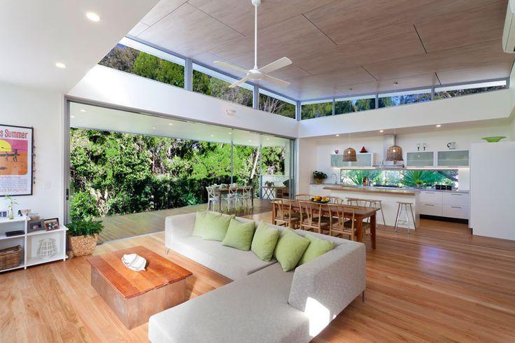 Ceiling & High Ceiling Windows