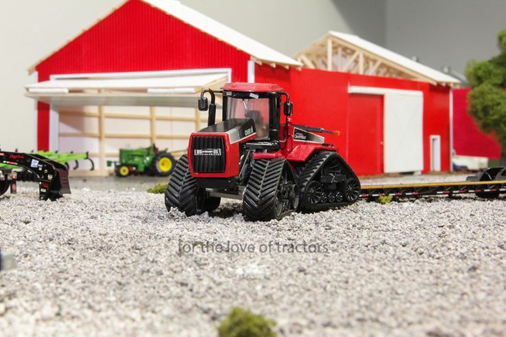 Model Farm Monday Week 167   Customs & Display Journals ®   Toy Talk   The Toy Tractor Times Online Magazine