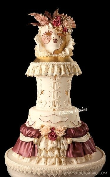 21 Best Cakes Masquerade And Mask Cakes Images On