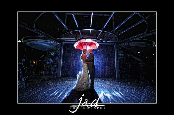J & D Photography - South African Wedding Photographers - Rain