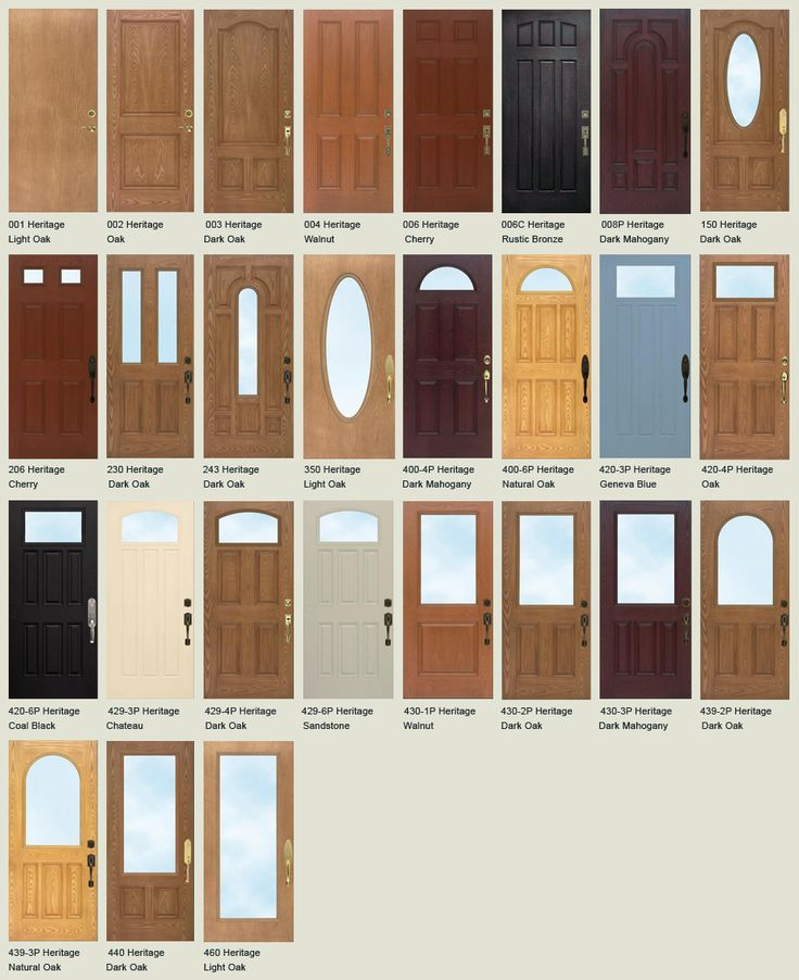 14 Best Residential Fiberglass Entry Doors Images On