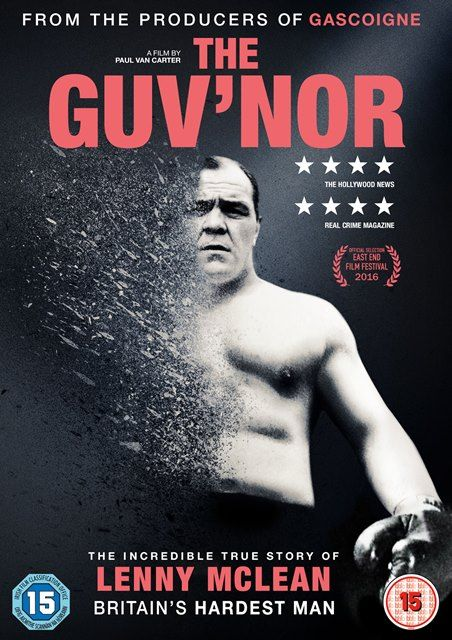 The story on Lenny McLean is released October 2016. THE GUVNOR, a…