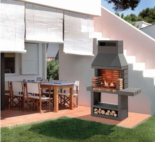 Mejores 95 im genes de barbacoas en pinterest terrazas - Barbacoa para terraza ...