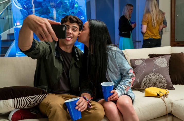 To All The Boys I Ve Loved Before Became An Instant Classic